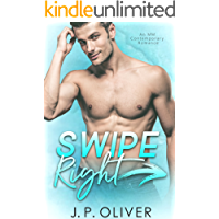 Swipe Right: An Opposites Attract Bad Boy Romance (Fighting For Love Book 3) (English Edition)