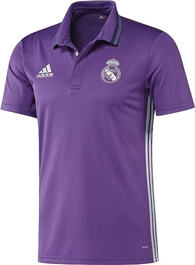 adidas Real Madrid CF Cl Polo, Hombre: Amazon.es: Ropa y accesorios