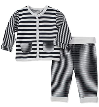 509d72759 Absorba Baby Boys Cardigan Pant Set  Amazon.co.uk  Clothing