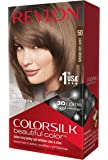 Revlon Colorsilk Haircolor, Light Ash Brown, 1-Count (Pack of 3)