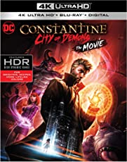 Constantine:City of Demons (UHD/BD) [Blu-ray]
