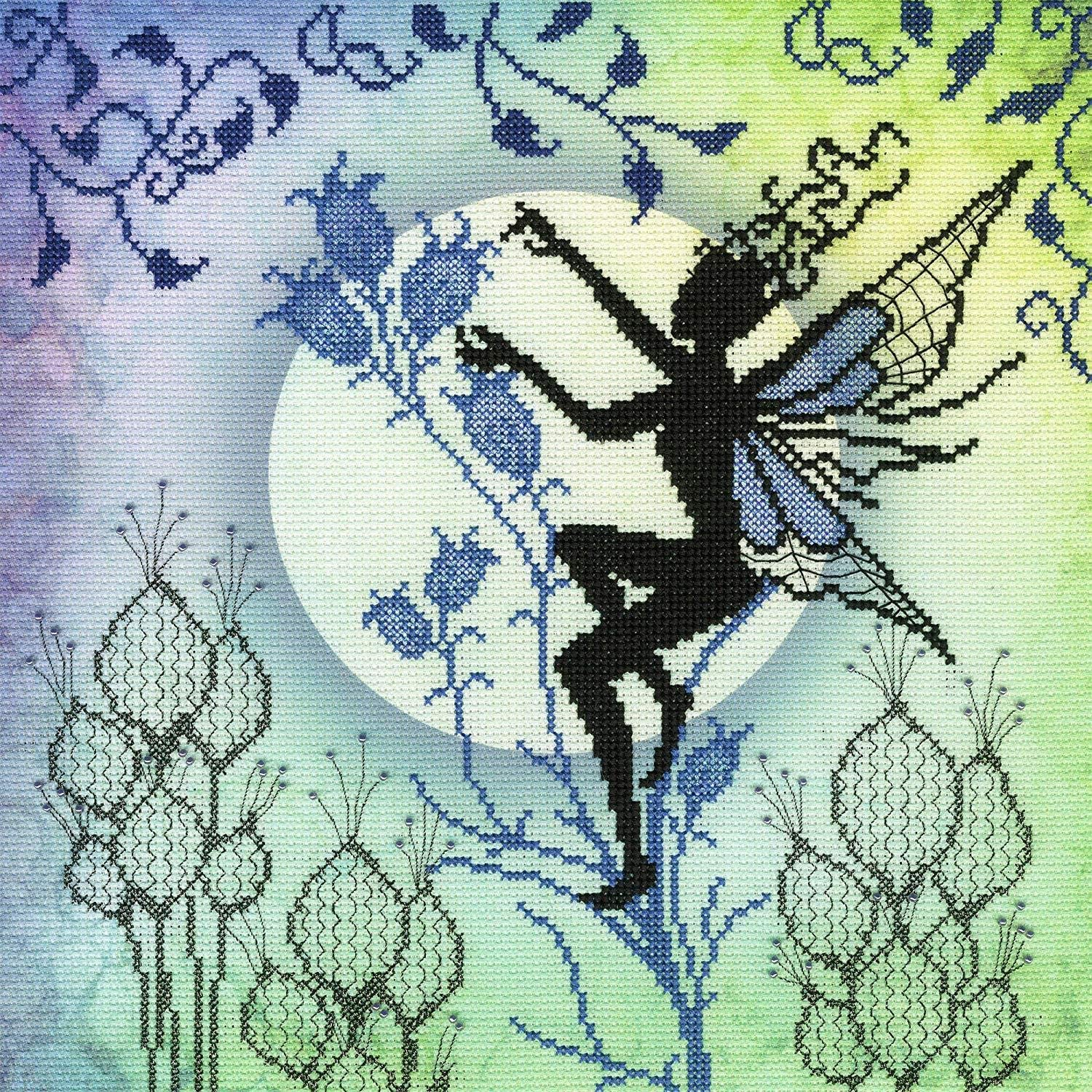 Bothy Threads Cross Stitch Kit Dandelion Fairy