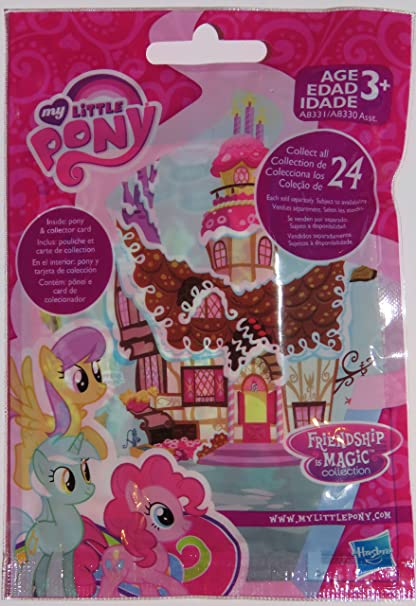 Amazon com: My Little Pony Blind Bag Wave 15 - 1 Indivdual