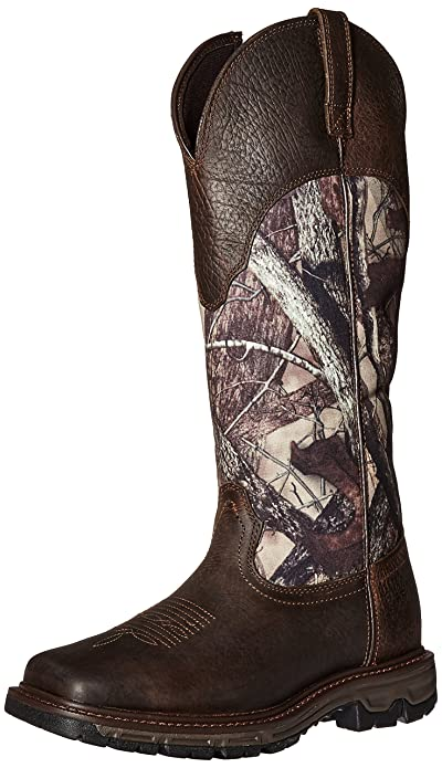 Amazon.com | Ariat Men's Conquest Snakeboot H2O Hunting Hunting ...