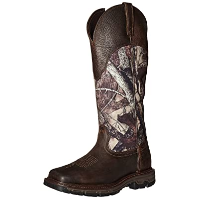 Amazon.com | ARIAT Men's Hunting Boot | Industrial & Construction Boots
