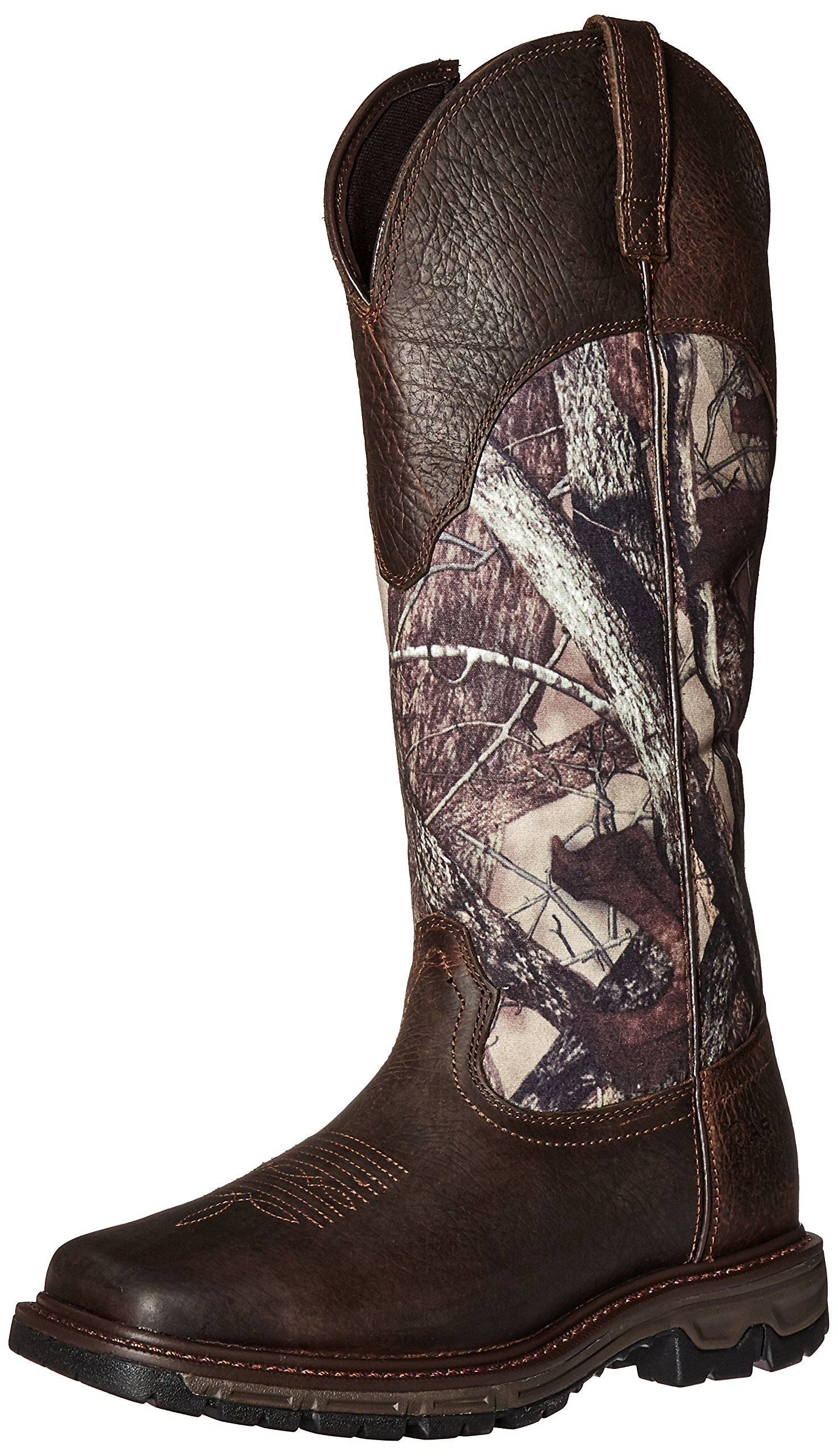 Ariat Men's Conquest Snakeboot H2O Hunting Boot, Real Tree Extra, 13 D US