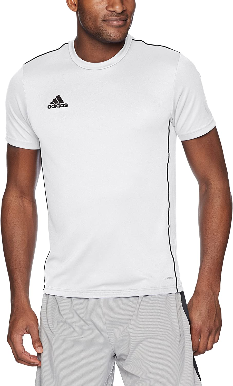 adidas Men's Core 18 Training Jersey : Clothing