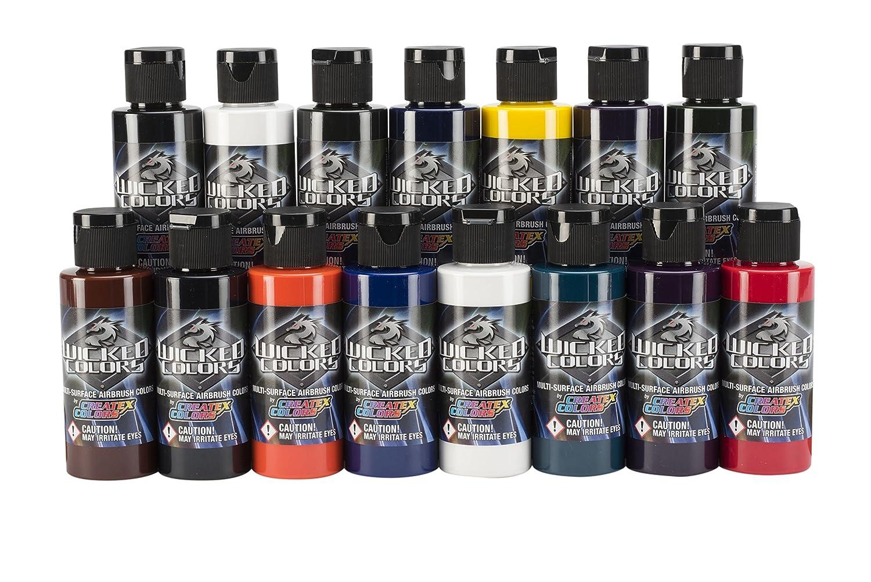 Wicked Colors Dru Blair Set