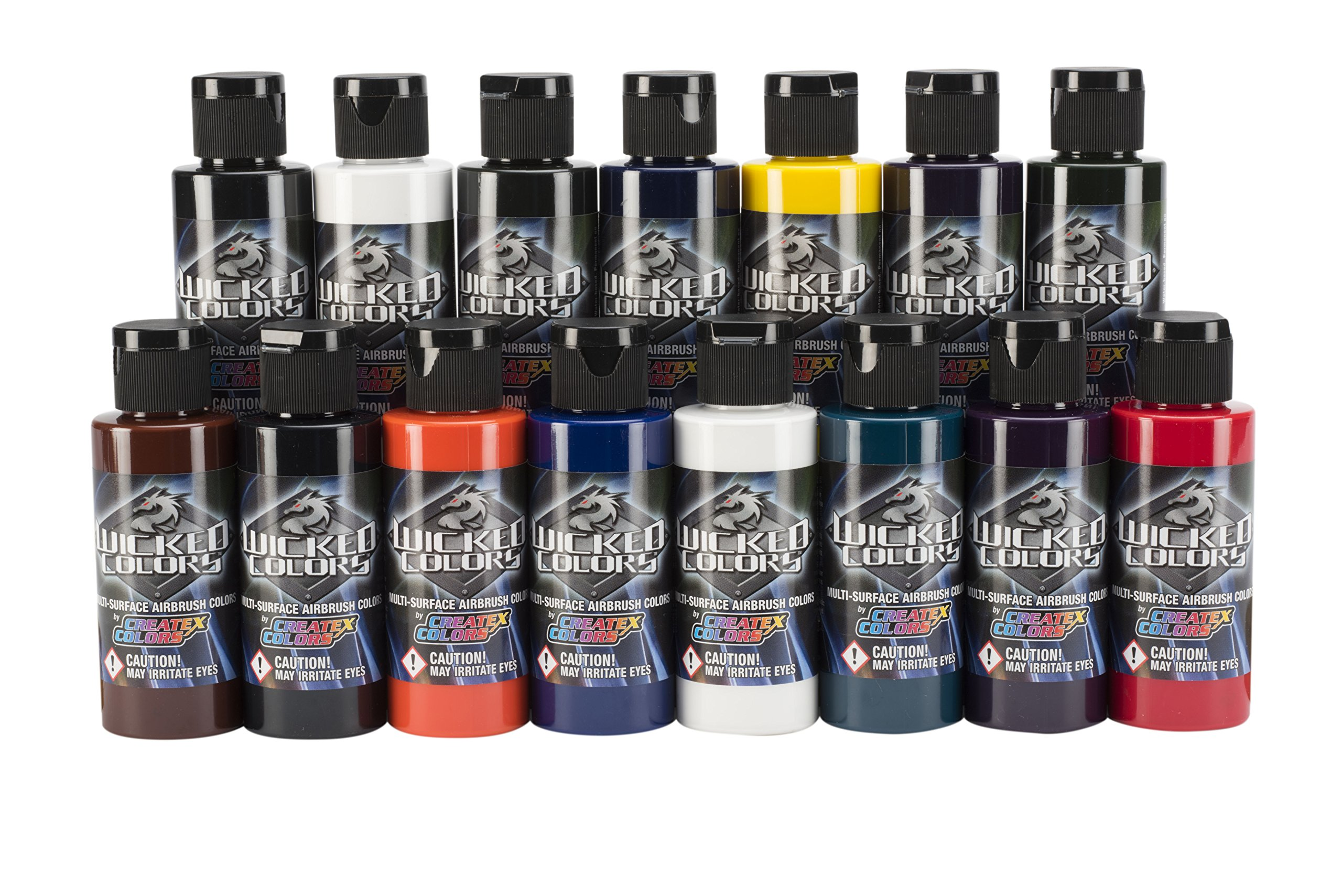 Wicked Colors W112-00 2-Ounce Dru Blair Airbrush
