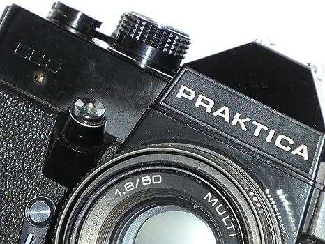 Camara reflex analogica