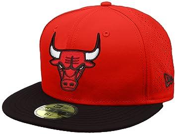 New Era Team Ripstop Perf Chibul OTC - Cappello Linea Chicago Bulls da  Uomo 866a0bc1271b