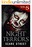 Night Terrors Vol. 5: Short Horror Stories Anthology