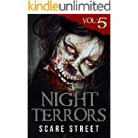 Night Terrors Vol. 5: Short Horror Stories Anthology book cover