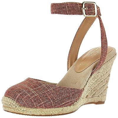 Aerosoles Women's Martha Stewart Meadow Wedge Sandal   Platforms & Wedges