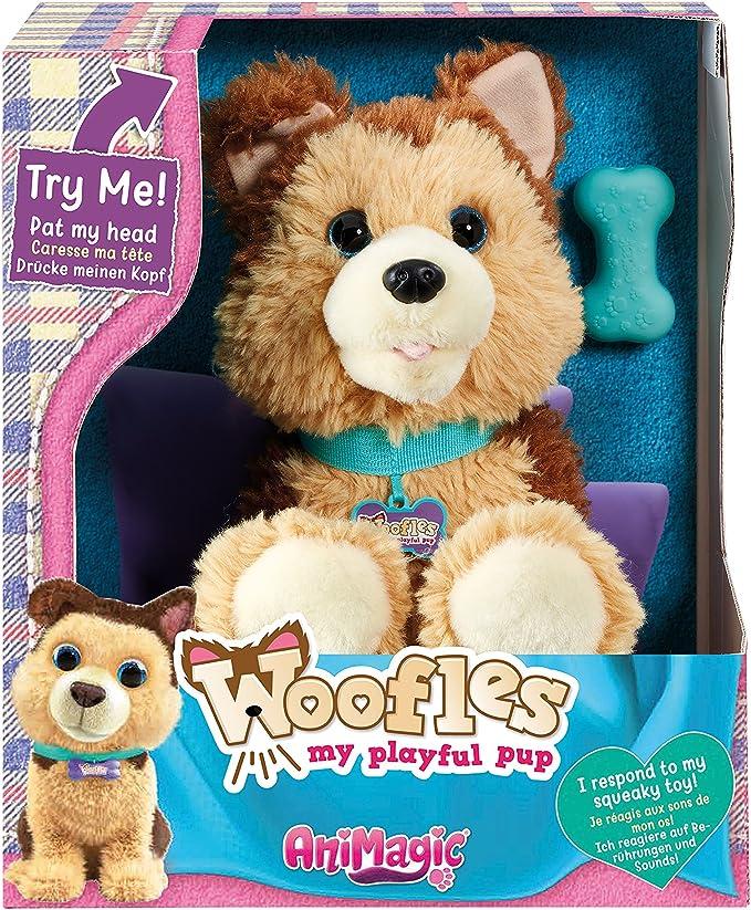 Animagic Woofles, mein verspielter Welpe, Elektronisches