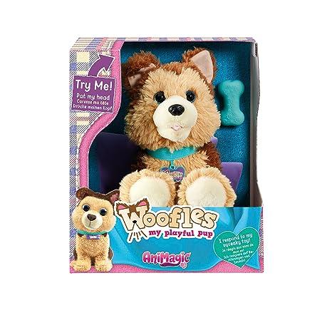 Animagic - Woofles, mein verspielter Welpe, Elektronisches Haustier
