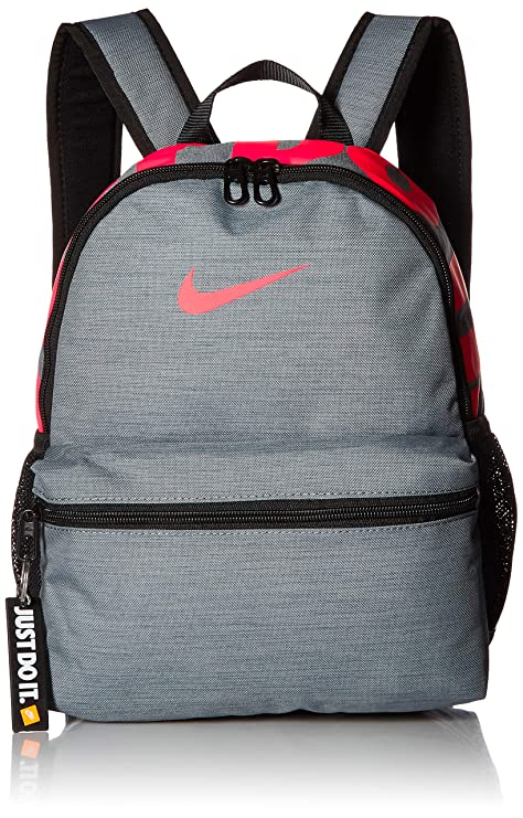addea31fb8 Amazon.com  NIKE Kids  Brasilia Just Do It Mini Backpack