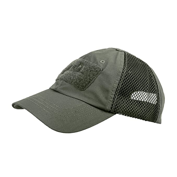 adf2e5eb72f39 Image Unavailable. Image not available for. Color  HELIKON-TEX Baseball  Vent Cap Olive Drab