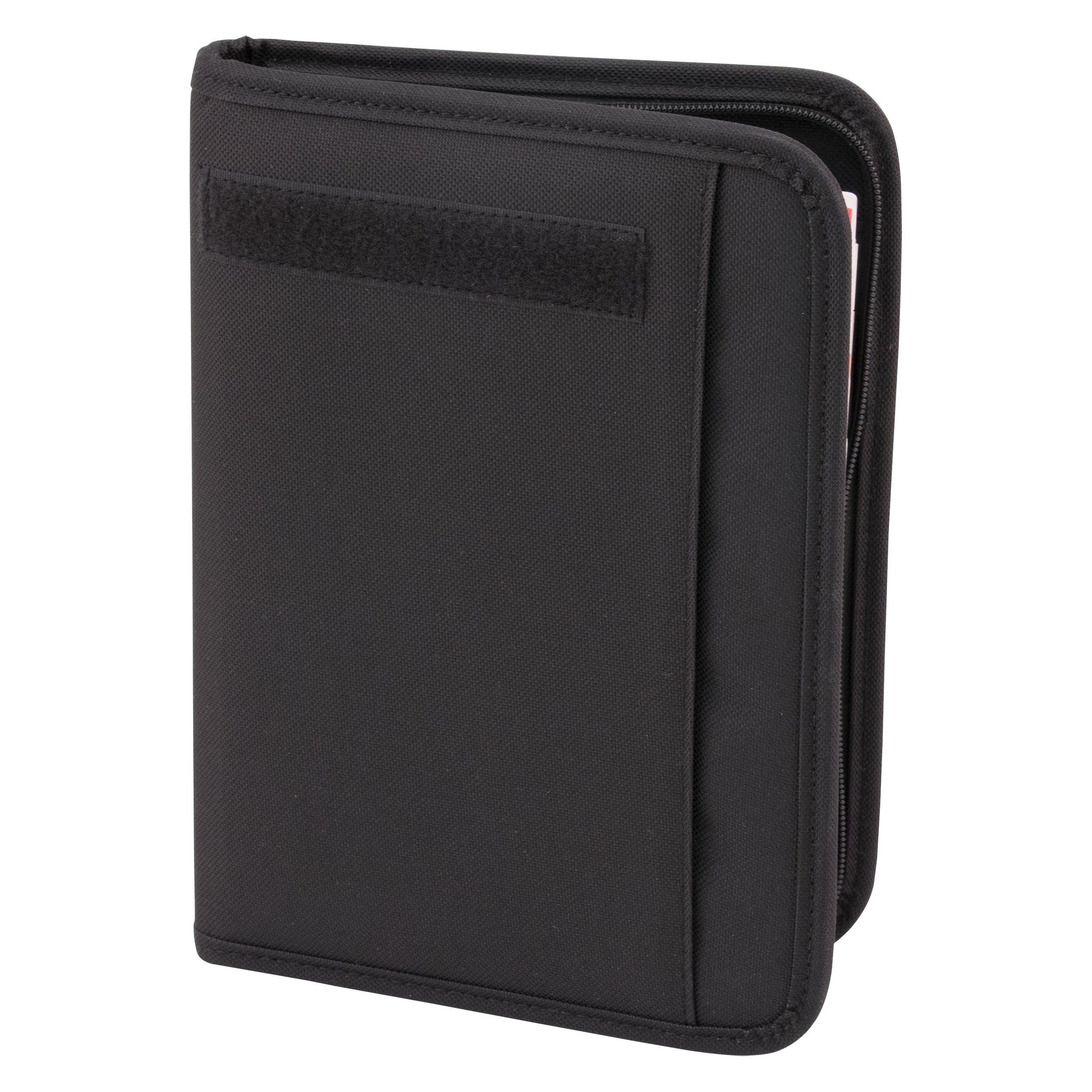 Code Alpha Large Black Military Day Planner 600 Denier by Code Alpha
