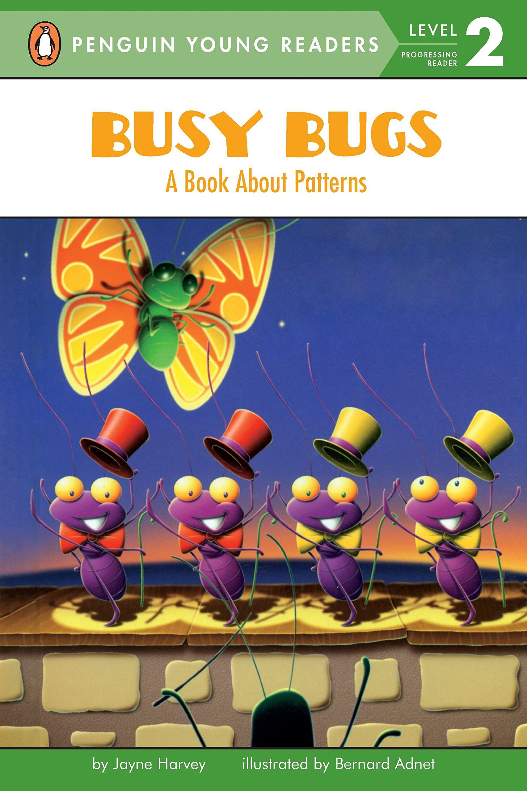 Download Busy Bugs: A Book About Patterns (Penguin Young Readers, Level 2) PDF