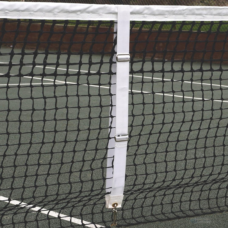 Leisure Pursuits Tennis Net Height Centre Strap & Snap Buckle