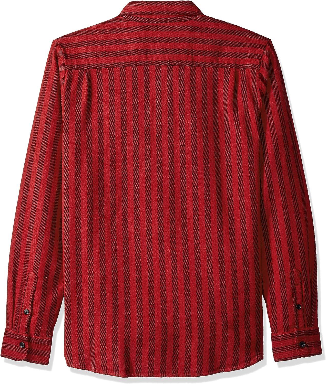 Volcom Camicia Shader-BIANCO-camicie da uomo