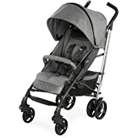 Chicco Lite Way 3 Baston Puset Bebek Arabası Gri