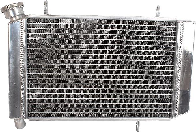 2003-2008 SUZUKI LT-Z400 LTZ400 KFX400 DVX400 Aluminum Radiator 04 05 06 07