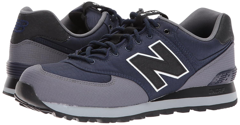 new balance 574v1 Sneaker Pigment/Castlerock 9 D(M) US: Buy Online ...