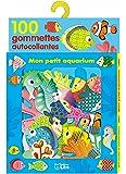 Ma boîte à gommettes: Mon petit aquarium - De 3 à 5 ans