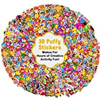 3D-stickers schuimstickers voor kinderen jongens speelgoed meisjes speelgoed ambachtelijke kits voor kinderen…
