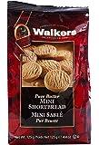 Walkers Pure Butter Mini Shortbread Rounds - 125 gram Bag