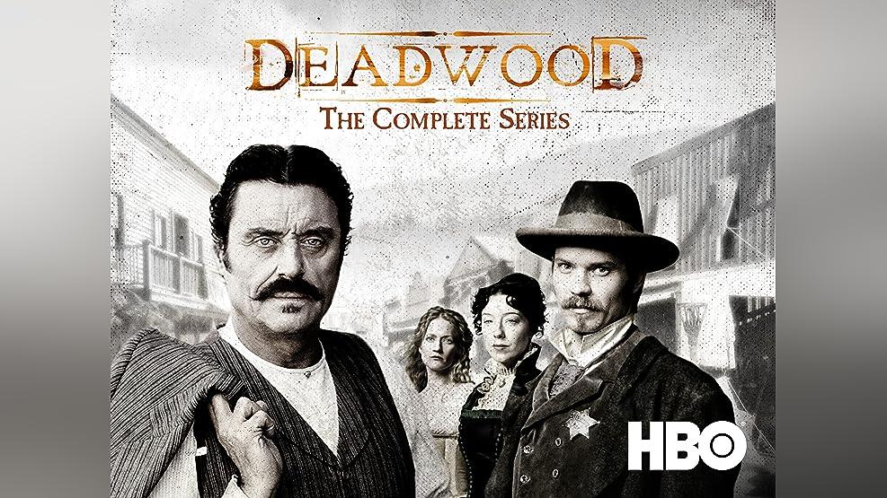 Deadwood: Staffel 1 [OV]