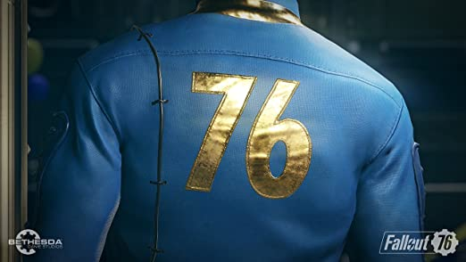 Fallout 76 Ps4 Amazon Co Uk Pc Video Games