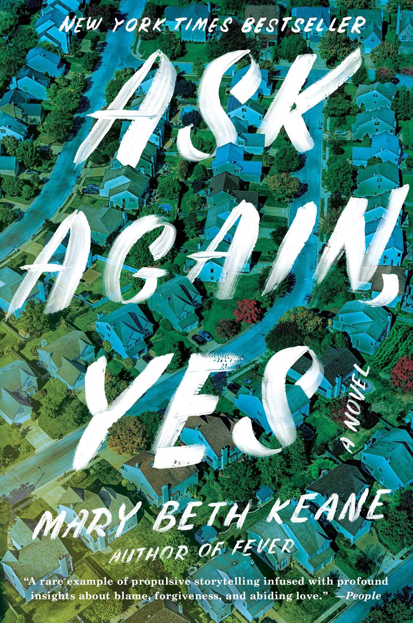 Ask Again, Yes: A Novel: Keane, Mary Beth: 9781982106980: Amazon.com: Books