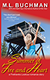 Summer of Fire and Heart (Firehawks Lookouts Book 4)