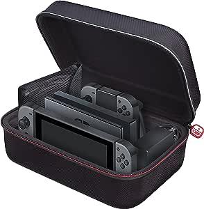 Ardistel - Game Traveler Deluxe Case NNS60 (Nintendo Switch): Amazon.es: Videojuegos