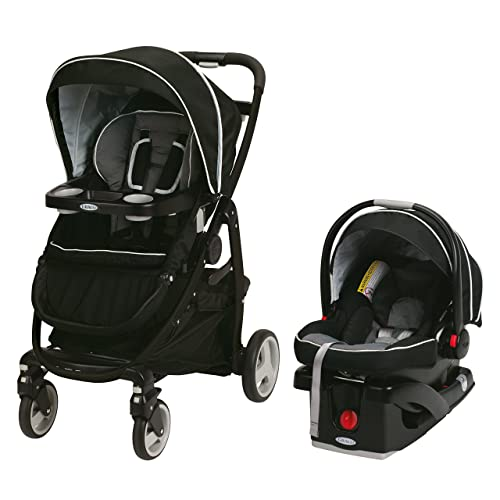 Graco Modes Click Connect Travel System Onyx