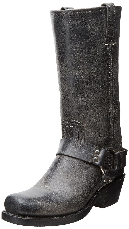 FRYE Women's Harness 12R Boot B00385YH9O 5.5 B(M) US|Charcoal-77300