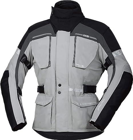 Ixs Motorradjacke Mit Protektoren Motorrad Jacke Traveller St Tour Textiljacke Herren Tourer Ganzjährig Polyamid Bekleidung