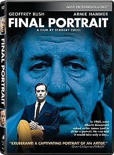 Book Cover: Final Portrait