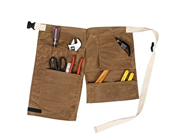 10 bolsillos bolsa de herramientas cinturón de herramientas ...