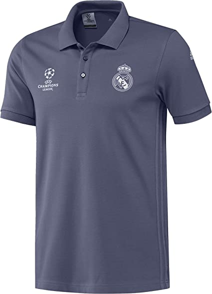 adidas Real Madrid C.F. EU Polo Maillot pour Homme