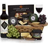 Wine, Cheese and Pate Hamper - Luxury Gift Hampers & Food Gifts Collection - Free UK Delivery
