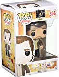 Funko 6510 Pop! Bobble The Walking Dead Rick Grimes Stagione 5
