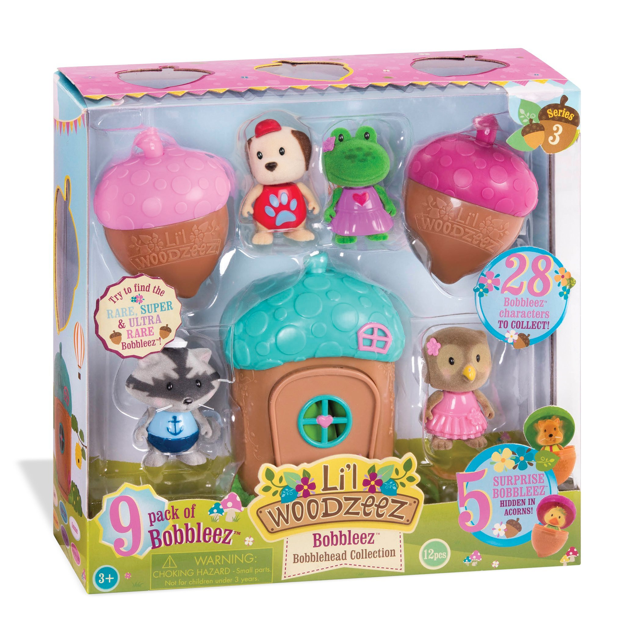 Li L Woodzeez Bobblehead Series 3 9 Pack Assortment Toy Buy Online In Grenada At Grenada Desertcart Com Productid 109421909