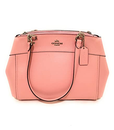 buy online store Clearance sale Coach Brooke Leather Carryall Crossbody Tote Purse - #F25397