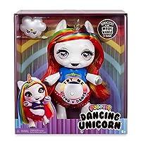 Poopsie Dancing Unicorn Rainbow Brightstar – Dancing and Singing Unicorn Doll (Battery-Powered Robotic Toy)
