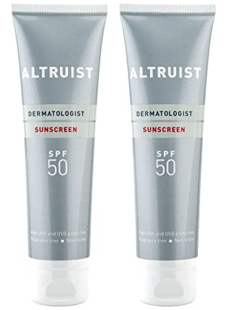 3566bfeba82f51 Altruist Dermatologist Sunscreen SPF 50 - high UVA protection, 100 ...