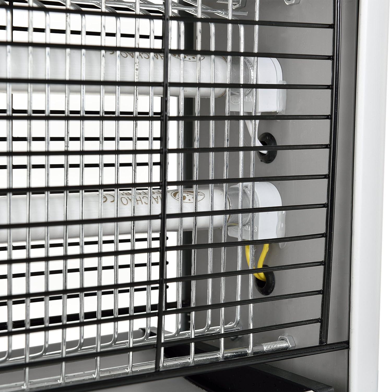 pro.tec /® Zanzariera elettrica insetto killer altamente efficace